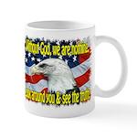 Without God! Mug