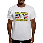 Without God! Ash Grey T-Shirt