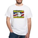 Without God! White T-Shirt