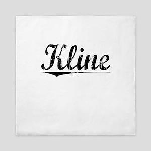 Kline, Vintage Queen Duvet