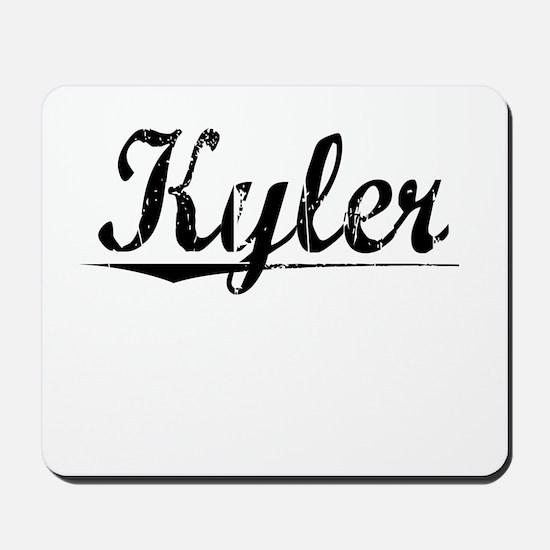Kyler, Vintage Mousepad