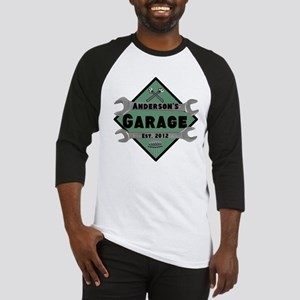 Personalized Garage Baseball Jersey