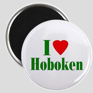 """I Love Hoboken 2.25"""" Magnet (100 pack)"""