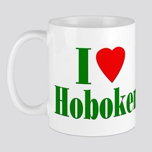 I Love Hoboken Mug
