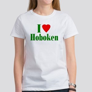 I Love Hoboken Women's T-Shirt