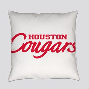 Houston Cougars Everyday Pillow