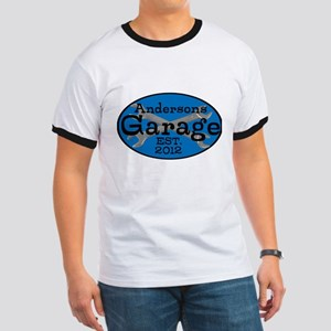 Personalized Garage Ringer T