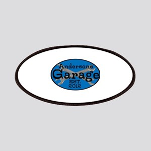 Personalized Garage Patches