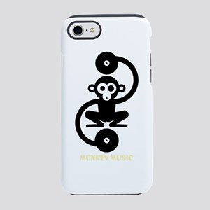 Monkey Music 1c iPhone 7 Tough Case