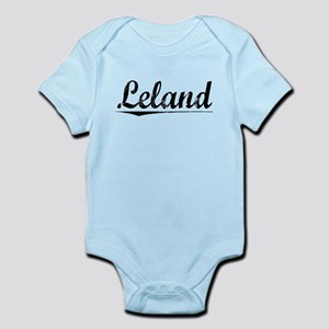 Leland, Vintage Infant Bodysuit