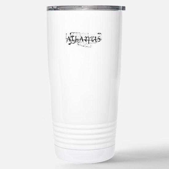 Atlantis Stainless Steel Travel Mug
