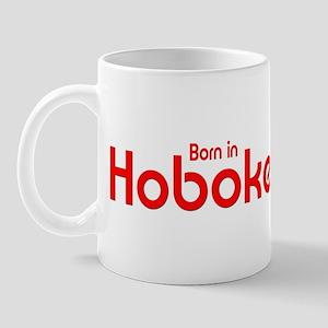 Born in Hoboken Mug
