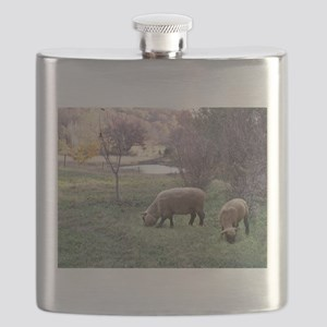 Autumn Grazing Flask