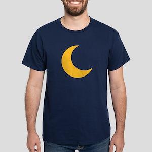 Moon halfmoon Dark T-Shirt