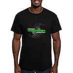 Frankenstorm Men's Fitted T-Shirt (dark)