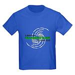 Frankenstorm Kids Dark T-Shirt