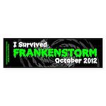 Frankenstorm Sticker (Bumper 10 pk)