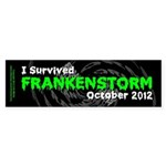 Frankenstorm Sticker (Bumper 50 pk)