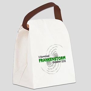 Frankenstorm Canvas Lunch Bag