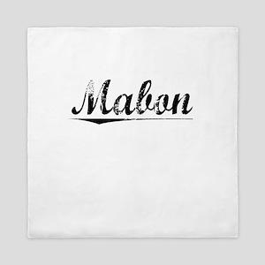 Mabon, Vintage Queen Duvet