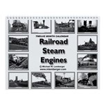 Age of Steam Wall Calendar