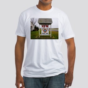 VFW 2 Fitted T-Shirt