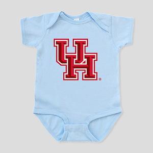 Houston Logo Red Infant Bodysuit