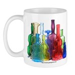 Violin Bottles Photo #2 Mug