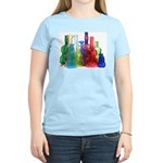 Violin Bottles Photo #2 Women's Light T-Shirt
