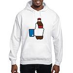 I Like Soda Hooded Sweatshirt