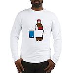 I Like Soda Long Sleeve T-Shirt