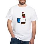 I Like Soda White T-Shirt