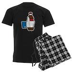 I Like Soda Men's Dark Pajamas