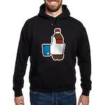 I Like Soda Hoodie (dark)