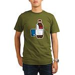 I Like Soda Organic Men's T-Shirt (dark)