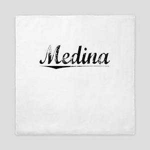 Medina, Vintage Queen Duvet