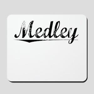 Medley, Vintage Mousepad