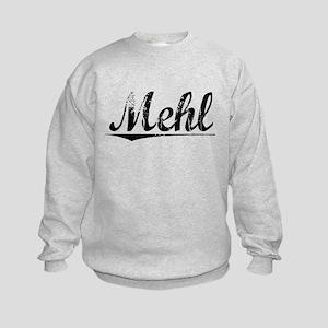 Mehl, Vintage Kids Sweatshirt