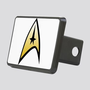 Star Trek Insignia Rectangular Hitch Cover