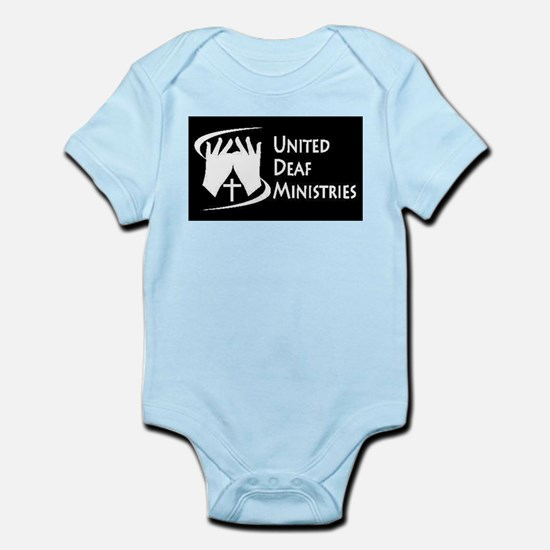United Deaf Ministries Infant Bodysuit