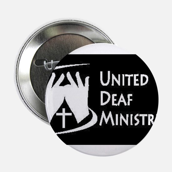 "United Deaf Ministries 2.25"" Button"