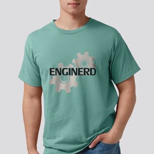 Enginerd Engineer Nerd Mens Comfort Colors Shirt