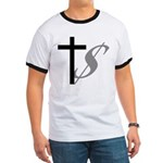 Atheist, Church and Money Ringer T
