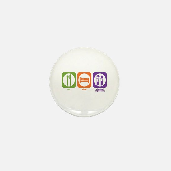 Chemical Engineering Mini Button