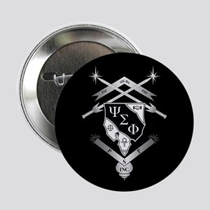 """Psi Sigma Phi Crest 2.25"""" Button (100 pack)"""