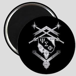 Psi Sigma Phi Crest Magnet