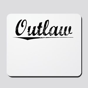 Outlaw, Vintage Mousepad