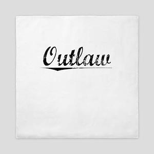 Outlaw, Vintage Queen Duvet