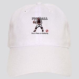 football anti bullying Cap
