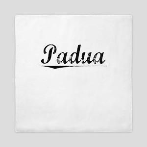 Padua, Vintage Queen Duvet